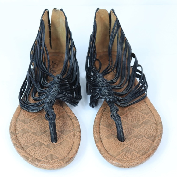eee5883e87f0 Lucky Brand Shoes - Lucky Brand Cyrus Gladiator sandals size 8